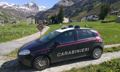 Spacciatore muore mentre scappa dai Carabinieri