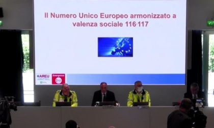 Parte oggi  il numero unico europeo di continuità assistenziale (ex guardia medica) 116.117 VIDEO