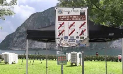 Vandalismi, chiuso il parco del Pradello
