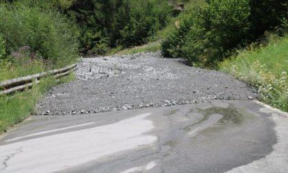 Valtellina devastata dal maltempo: Forcola riaperta, Statale 38 rimane chiusa