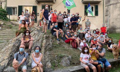 Un'onda verde a Lecco: successo per il trekking urbano di Ambientalmente FOTO