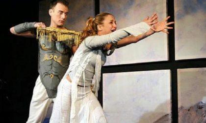 """Spettacolo teatrale, a Valmadrera va in scena """"L'ultima notte di Antigone"""""""
