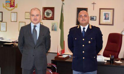 Questura di Lecco: nuovo funzionario alla divisione anticrimine