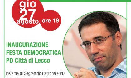 Lecco, torna la tradizionale Festa Democratica al Circolo Libero Pensiero di Rancio