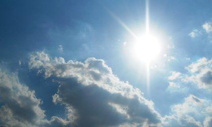 Weekend soleggiato e temperature di fine estate, lunedì tornano le piogge   Meteo Lombardia
