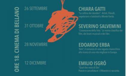 Il Bello dell'Orrido: si parte oggi al Cinema di Bellano