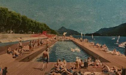 Il nuovo lungolago di Lecco? Svelato il suo volto, tra piscine e oasi naturali FOTO