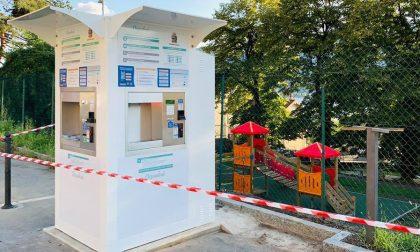 Casette dell'acqua: nuova apertura nel quartiere di Chiuso