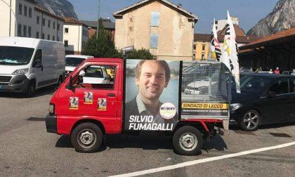 Stasera Fumagalli chiude la campagna elettorale in piazza