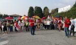 Sciopero della sanità privata, lavoratori in presidio davanti a La Nostra Famiglia FOTO