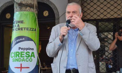 """Accordo Gattinoni – Valsecchi, Ciresa: """"Hanno gettato la maschera. Un patto per la poltrona"""""""