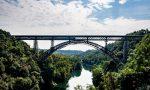 Proseguono i lavori: nuova chiusura del Ponte di Paderno IL VIDEO DEL PASSAGGIO DEL PRIMO TRENO