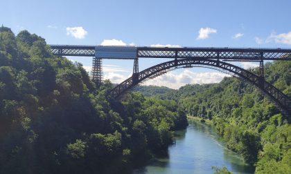 Treni, da lunedì riapre il Ponte di Paderno,  riattivata la Milano-Bergamo via Carnate