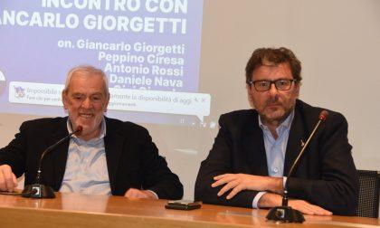 """Giorgetti per Ciresa: """"Rimettiamo al centro la cultura del lavoro"""""""