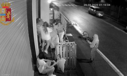 Violenza inaudita e nessun pentimento: arrestati i giovani che hanno massacrato il gelataio di Belledo LA FOTOSEQUENZA DELL'AGGRESSIONE