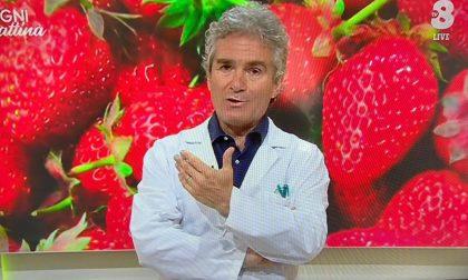 Alimentazione sana protagonista in tv grazie al dottor Missaglia