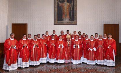 Ordinati a Milano i nuovi preti lecchesi FOTO