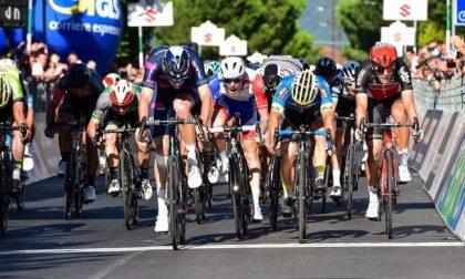 Giro d'Italia Under 23, volata di gruppo a Colico: vince Jordi Meuus