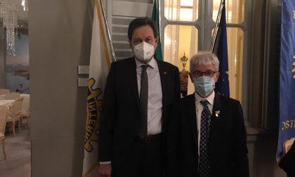 """Dopo sei mesi di stop, il Rotary Club Lecco riparte dal """"passaggio di testimone"""""""