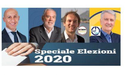 E' tutto pronto: stasera forum del Giornale di Lecco in piazza con i quattro candidati sindaco