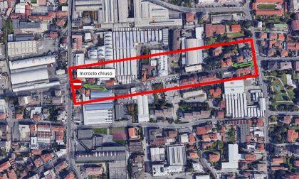 Modifiche alla viabilità: via Belfiore chiusa da martedì 22 fino a giovedì 24 settembre