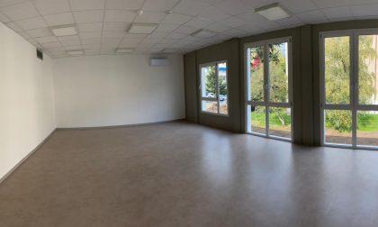 Liceo Manzoni: domani lezioni in presenza nella nuova sede. Tutte le classi a scuola FOTO