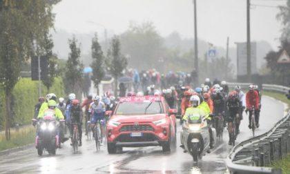 Giro d'Italia 2020: maltempo e proteste, si accorcia la tappa Morbegno Asti