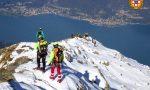 40 uomini del Soccorso Alpino impegnati sul Legnone per una esercitazione FOTO