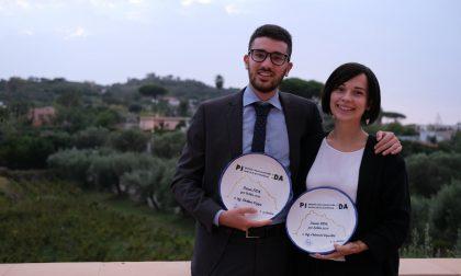 Eccellenze lecchesi: premiati due laureati del Politecnico
