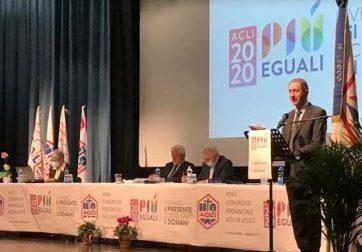 Giuseppe Elia è il nuovo Presidente delle Acli Provinciali di Lecco