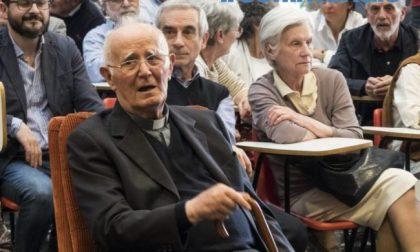 Cordoglio per la scomparsa di monsignor Bruno Maggioni