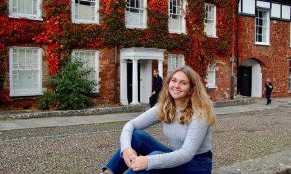 Semestre all'estero, esperienza indimenticabile per la giovane Marianna FOTO