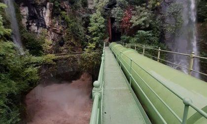 Maltempo: le impressionanti immagini della violenza dell'acqua a Bellano VIDEO