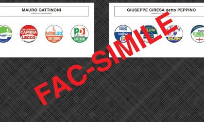 Ballottaggio a Lecco, affluenza ore 23: ha votato il 45,26%