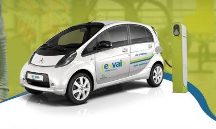 A Galbiate arriva il car sharing elettrico