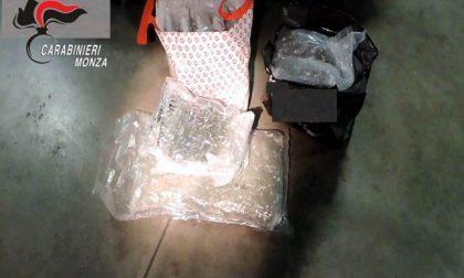 Sequestrati sei chili di eroina e arrestati tre uomini