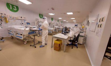 Primo paziente ricoverato nell'Ospedale in Fiera: è un 50enne