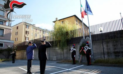 L'Arma commemora i Carabinieri caduti