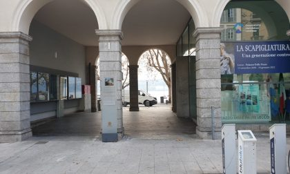 Palazzo delle Paure: terminati gli interventi di pulizia, riaperto il passaggio pedonale