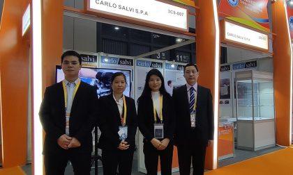 L'impresa Carlo Salvi in Cina: la risposta è positiva