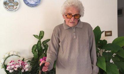 """Varenna, Giovanna Cavalli detta """"Giovannina"""" festeggia 99 anni"""