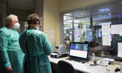 343 pazienti Covid ricoverati a Lecco e Merate, 48 sotto respiratore