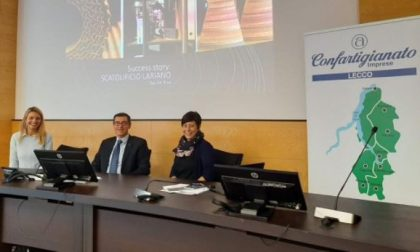 """Confartigianato Lecco e Pmi Network: """"ponti"""" tra ricerca, bandi e competitività"""