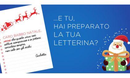 Scrivi a Babbo Natale e dona un pasto: da lunedì le vostre letterine sul Giornale di Lecco