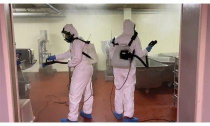L'Istituto Santa Giovanna Antida si affida ad Acquaria per sanificare gli ambienti e depurare l'aria in classe