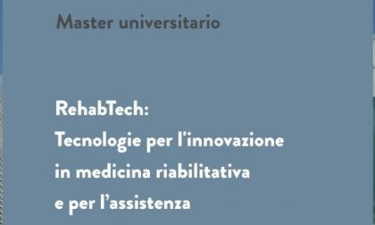 Politecnico: avviato il Master sulle tecnologie riabilitative