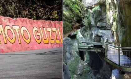 L'aquila Moto Guzzi porta un bel gruzzolo a Mandello e l'Orrido vale oro a Bellano