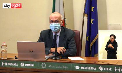"""L'epidemiologo Rezza: """"Curva contagi Covid in fase di stabilizzazione"""""""