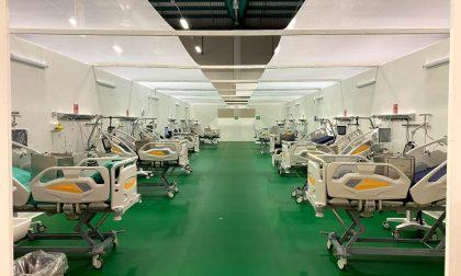 Coronavirus, oggi riapre l'ospedale in fiera di Bergamo con i primi 4 pazienti