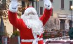 Babbo Natale è sbarcato a Varenna